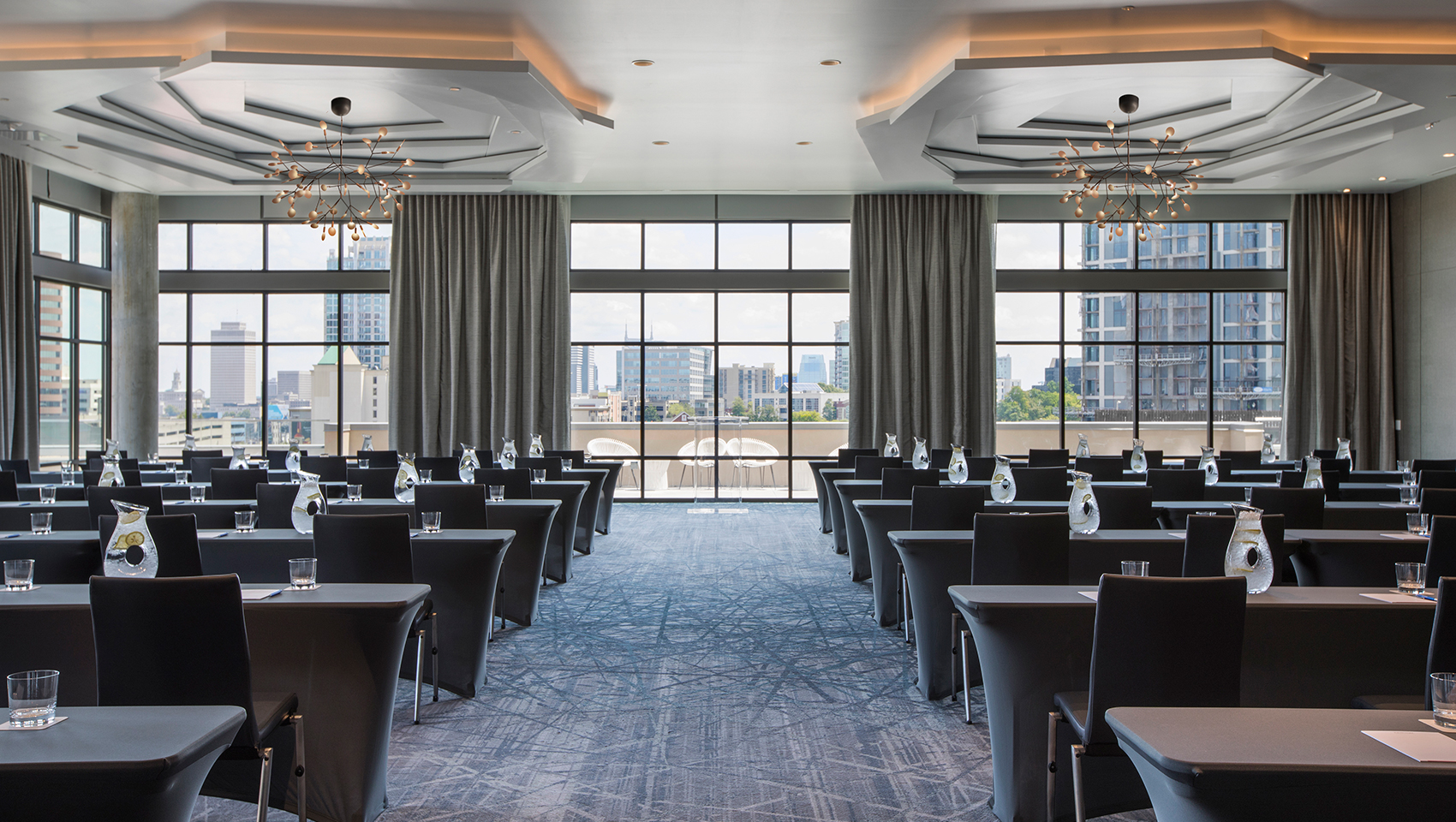 Nashville Event Spaces Kimpton Aertson Hotel