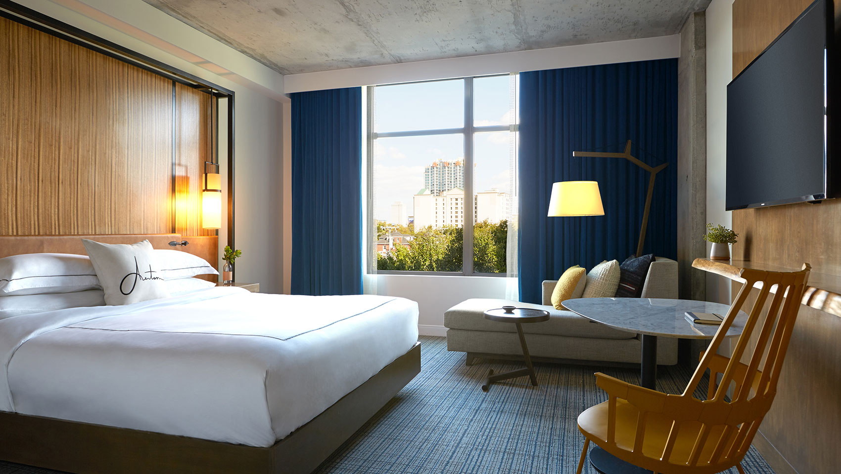 Wedding Hotel Room Blocks In Nashville Kimpton Aertson Hotel