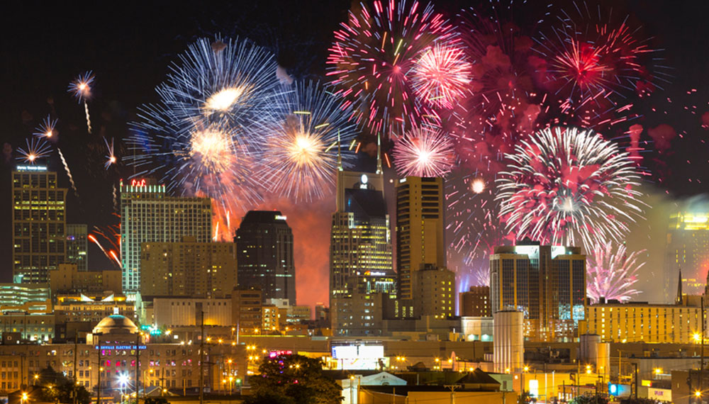 Music City July Fourth